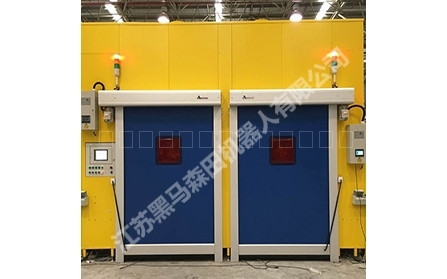 Arc welding protective door 600A
